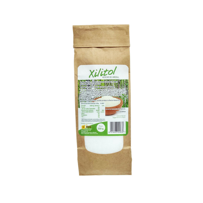 Xilitol (azúcar de abedul)