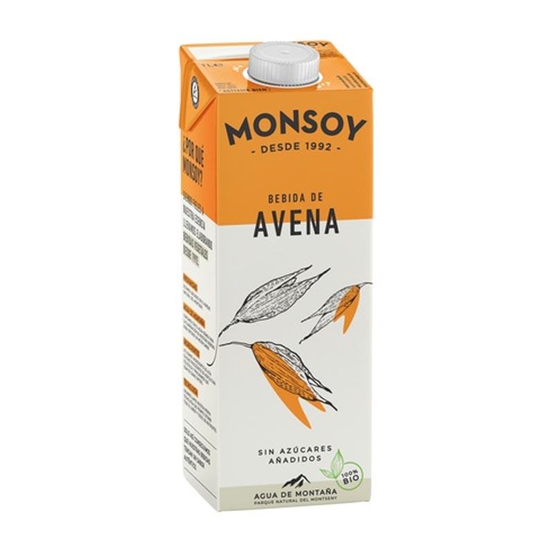 Bebida de Arroz integral Eco Monsoy