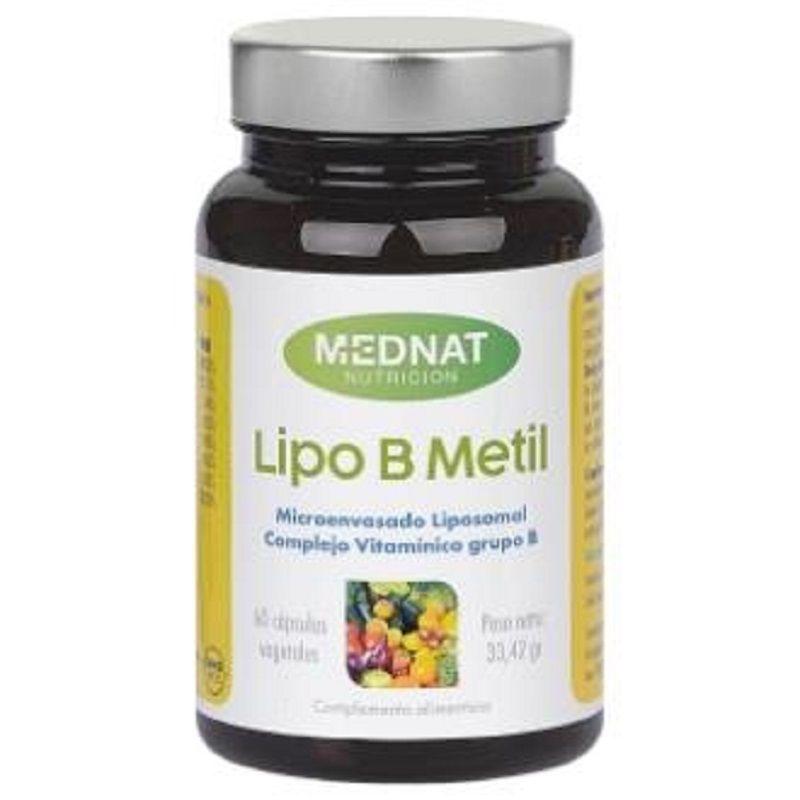 Lipo B Metil Mednat
