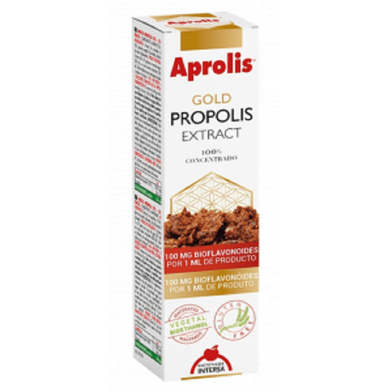 Aprolis Propolis Extract Gold  Dietéticos Intersa