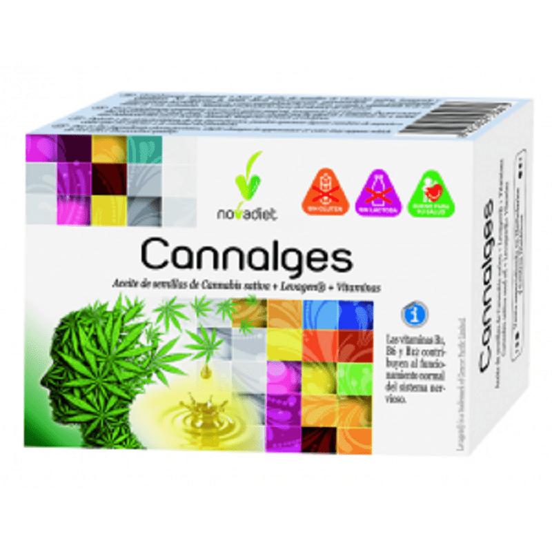 Cannalges Nova diet